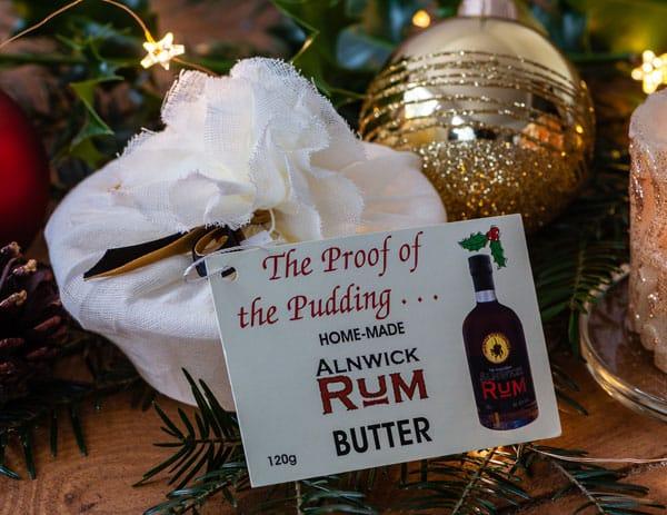 Alnwick Rum Butter