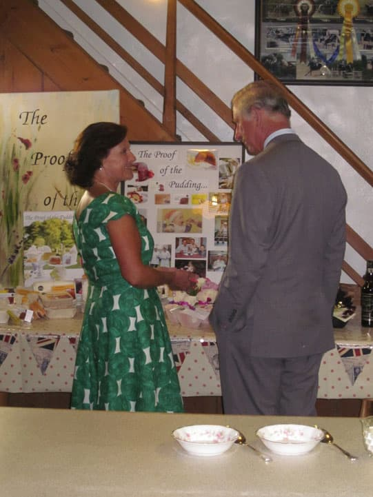 HRH The Prince Of Wales Visits Image